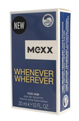 Mexx Whenever Wherever for Him Woda toaletowa 30ml