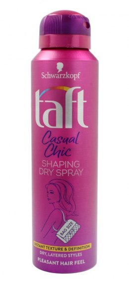 Taft Casual Chic Suchy Spray do włosów 150ml
