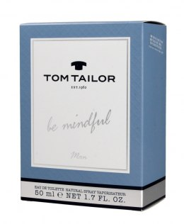 Tom Tailor Be Mindful Man Woda toaletowa 50ml