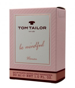 Tom Tailor Be Mindful Woman Woda toaletowa 30ml