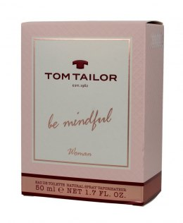 Tom Tailor Be Mindful Woman Woda toaletowa 50ml