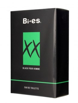 Bi-es XX Black for men Woda toaletowa 100ml