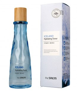 The SAEM Iceland Hydrating Tonik do twarzy nawilżający 160ml