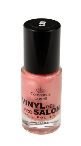 Constance Carroll Lakier do paznokci z winylem nr 130 Pearly Peach 10ml