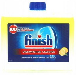 FINISH Płyn do czyszczenia zmywarek Lemon 250 ml