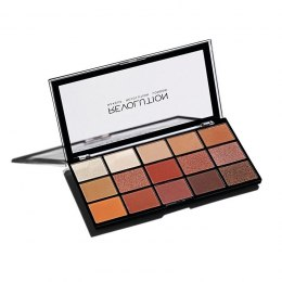 Makeup Revolution Paleta cieni do powiek Reloaded Palette Iconic Fever