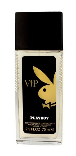 Playboy Vip Men Dezodorant naturalny spray 75ml