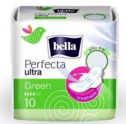 BELLA PERFECTA ULTRA GREEN podpaski 10szt -1op.
