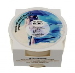 House Of Glam Świeca zapachowa mini Beware of Angel 45g
