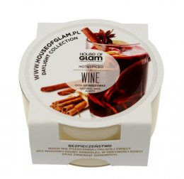 House Of Glam Świeca zapachowa mini Hot & Spiced Wine 45g