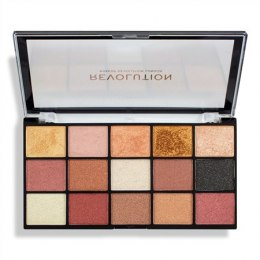 Makeup Revolution Re-Loaded Paleta cieni do powiek Affection 1szt