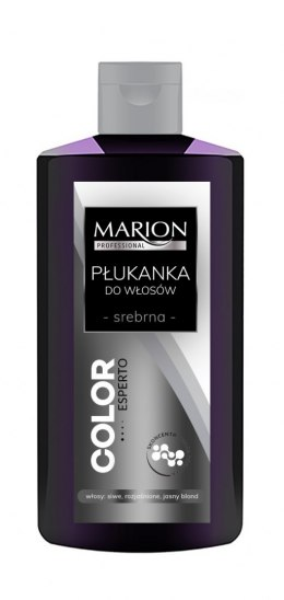 Marion Color Esperto Płukanka do włosów Srebrna 150ml