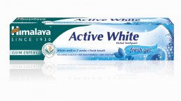 HIMALAYA*PASTA-Żel Active White 75ml&
