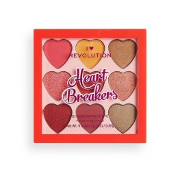 I HEART MAKEUP Paleta cieni Heartbreakers Courage