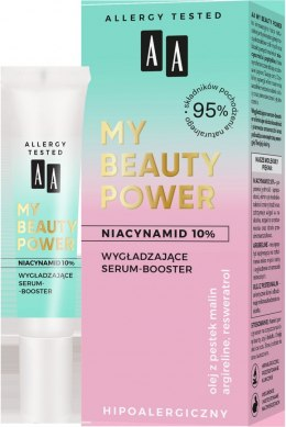 AA My Beauty Power Serum-booster wygładzające 15ml