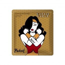 MEDIECT Mask Wonder Woman Brightening Gold Face 30ml.