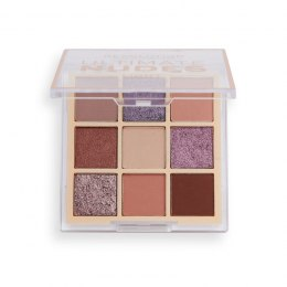 Makeup Revolution Ultimate Nudes Shadow Palette Zestaw cieni do powiek Light 1szt