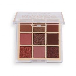 Makeup Revolution Ultimate Nudes Shadow Palette Zestaw cieni do powiek Medium 1szt